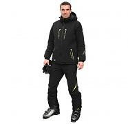 Unisex softshellové lyžařské kalhoty RVC Skilack Contrast + bunda RVC Teezee