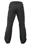 Unisex softshellové lyžařské kalhoty RVC Skilack Black&Black