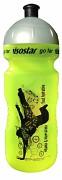Sportovní láhev ISOSTAR 650 ml Push Pull fluoritová