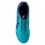 HUARI Ledesmi Teen IC - scuba blue/dark sapphire/white