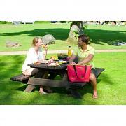Chladící taška CAMPINGAZ Shopping Cooler 15 l Pink Daisy