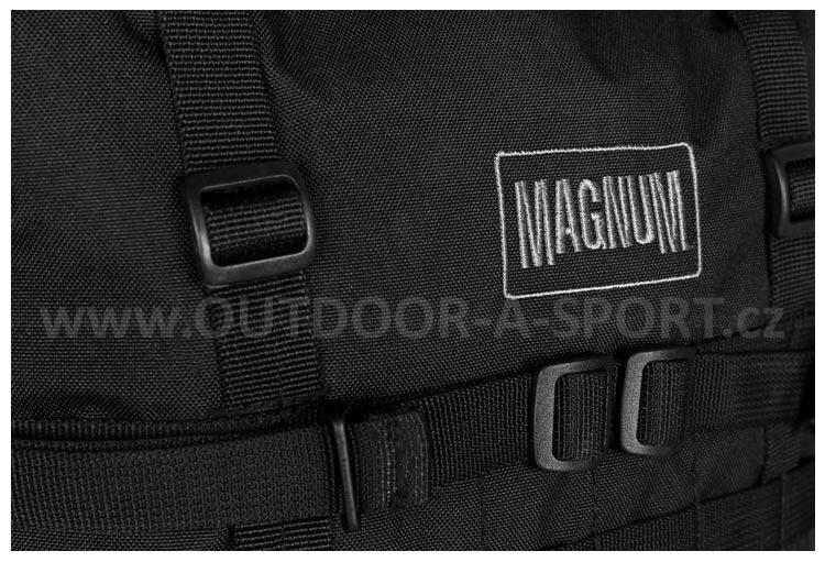 Taktický batoh MAGNUM Tajga 45 l - černá   Outdoor-a-sport.cz ... 053b560915