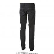 Pánské zateplené kalhoty PROGRESS Malvik - černá