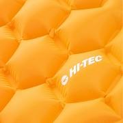 Nafukovací karimatka HI-TEC Airmat - orange