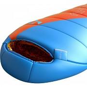 Dětský spací pytel HUSKY Kids Merlot New -10°C - oranžová