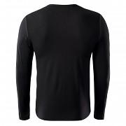 Pánské funkční triko IQ Milky LS - black