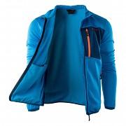 Pánská mikina HI-TEC Garich - modrá