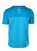 Pánské triko AQUAWAVE Greg - blue/blue melange