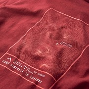 Pánské triko ELBRUS Napo III - sun dried tomato/flame scarlet