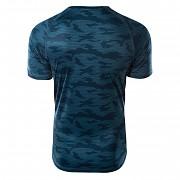 Pánské funkční triko IQ Soko - blue opal