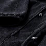 Pánská fleecová mikina ELBRUS Carlow II - black