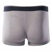 Pánské boxerky MARTES Rajesh - steel grey/black