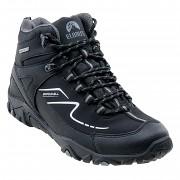 Pánská obuv ELBRUS Maash Mid WP - black/dark grey
