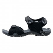 Pánské sandály HI-TEC Monilo - černá/tm. šedá