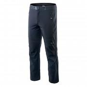 Pánské softshellové kalhoty ELBRUS Leland - černá - vel. XXL