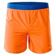 Pánské koupací šortky AQUAWAVE Kaden - orange popsicle/skydiver