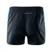 Běžecké šortky IQ Mawo - black/diva blue