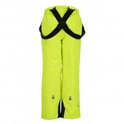 Chlapecké lyžařské kalhoty KILPI Methone-JB - žlutá