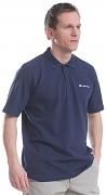 Pánské polo triko ALPINE PRO Akat - mood indigo - vel. XL