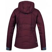Dámská zimní bunda HUSKY Naven L - vínová
