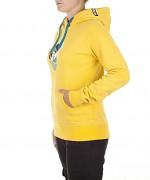 Dámská mikina NORDBLANC NBFLS3310 - banánově žlutá