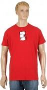 Pánské triko NORDBLANC NBFMT2805 - zemitě červená