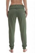Dámské kalhoty na jógu NORDBLANC Serene NBSPL5072 ZNA