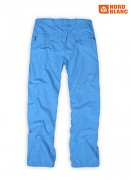 Pánské kalhoty NORDBLANC NBSPM2339 - modrý květ - vel. XL