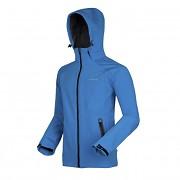 Pánská softshellová bunda HUSKY Arnie - modrá