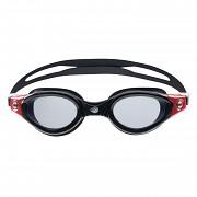 Plavecké brýle AQUAWAVE Visio - smoky/black/red