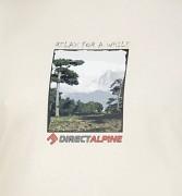 Pánské triko DIRECT ALPINE Organic 1.0 Natural