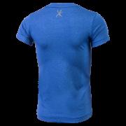 Dětské funkční triko KLIMATEX Moos - modrá