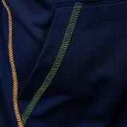 Dětská fleecová mikina KLIMATEX Kimi - temně modrá