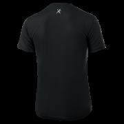 Pánské funkční triko KLIMATEX Idan - černá