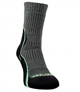 Ponožky FLORES Outdoor - sv. zelená