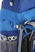 Dětský batoh BOLL Scout 24-30 l - ukázka zádového systému