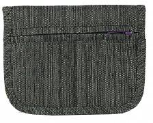 Peněženka BOLL Zip Wallet - salt&pepper/lilac