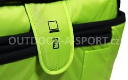 Taška přes rameno BOLL Prophet 14 l Black/Lime