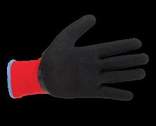 PROMACHER Manos Gloves - black-red