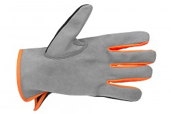 PROMACHER Carpos Gloves - grey-orange