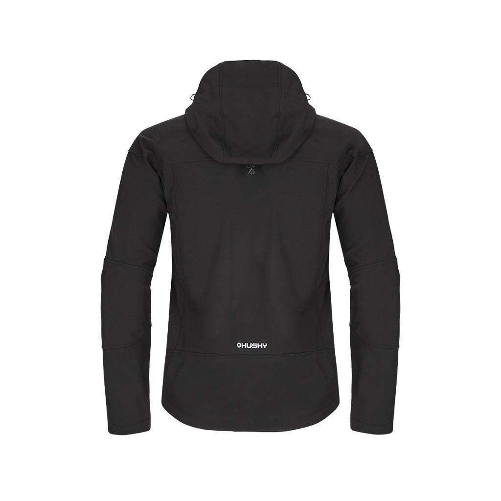 XXL Tabulka velikostí Pánská softshellová bunda HUSKY Apeli M - černá ... fe14a0786ac