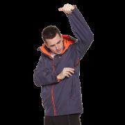 Pánská outdoorová bunda HUSKY Yevel New - antracit/červená