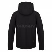 Pánská softshellová bunda HUSKY Salen M - černá