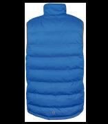 Pánská zimní vesta HUSKY Nerdest - modrá