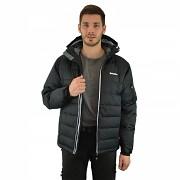 Pánská zimní bunda HUSKY Nerd - černá