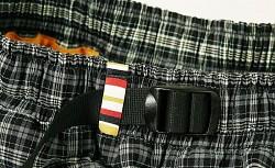 Pánské kalhoty REJOICE Foxtail K191