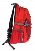 Městský batoh HI-TEC Afar 35 l - červená