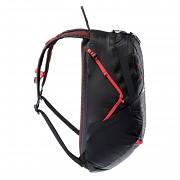 Batoh ELBRUS Lite 25 l - black/flame scarlet/pewter