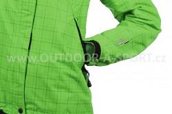 Dámská outdoorová bunda HI-TEC Grid Wo's