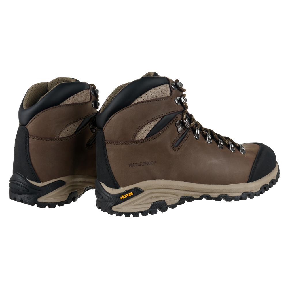 99945d95188 Pánská outdoorová obuv HI-TEC Sajama Mid WP - hnědá - vel. 41 ...